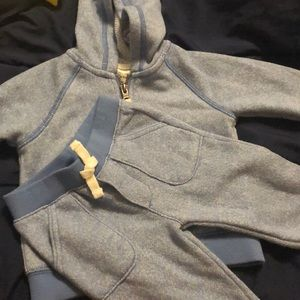 Other - Carters sweatsuit
